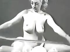 Retro Porn Archive Video: Blondeballoon