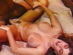 Brunette vagina hard cock fucking