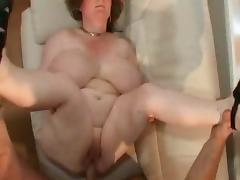 Hot BBW with Huge Tits Fucked tube porn video