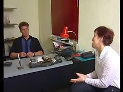 Omas ficken sich zum Job Teil 3 tube porn video