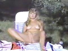 Nature girl jills in the woods tube porn video