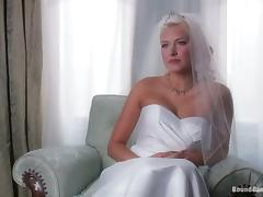 Bride, Banging, BDSM, Blonde, Bondage, Bound