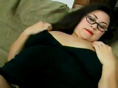 BBW desperate  And Fingers Pussy
