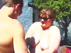 GRANNY BBW tube porn video