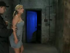 Stunning Tara Lynn Foxx gets undressed and toyed