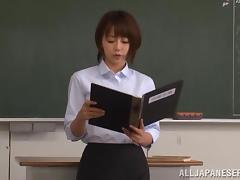 Teacher, Asian, Banging, College, Gangbang, Group