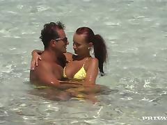 Beach, Anal, Ass, Assfucking, Beach, Bikini