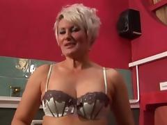 Cougar, British, Cougar, Masturbation, Mature, Old