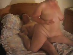 BBW Brit Mature tube porn video
