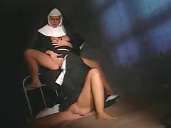 Church, Masturbation, Nun, Church