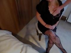 Wife's Big Tits - Wanking Material 4 tube porn video