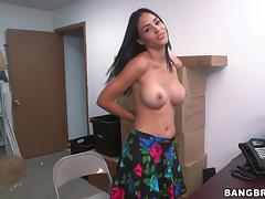Casting, Audition, Backroom, Backstage, Big Tits, Casting