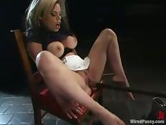 Bound, BDSM, Blonde, Bondage, Bound, Femdom