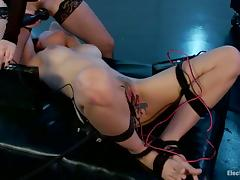 Lesbian Domination with Face Sitting and Torture for Raven Rockette tube porn video