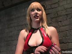 Allure, Adorable, Allure, BDSM, Blonde, Bondage
