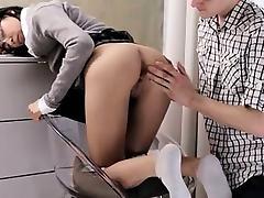 extreme wow secretary fucked hard