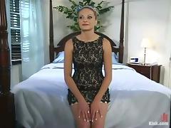 Cheating Wife Nikki Nievez Getting Bondage Rough Hardcore Sex by Hubby