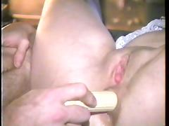 Horny girlfriends pussy