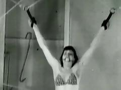 Vintage Betty bondage