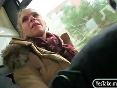 Adele met a horny stranger guy on a bus who she end up having sex