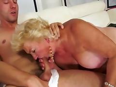 Granny Orgy, Banging, BBW, Big Tits, Boobs, Chubby