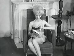 Retro Porn Archive Video: Femmes seules 1950's 01