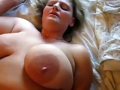 My wet pussy fingered in sex video