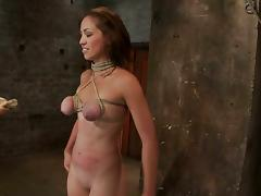 Bound, BDSM, Blowjob, Bondage, Bound, Spanking