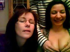 Lesbian movie with my big brabazons