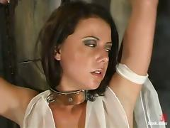 Domination and Bondage Ends Up in Hardcore Sex with Penny Flame
