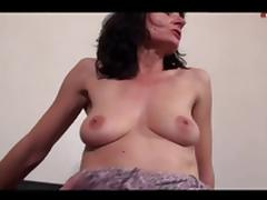 Brunette french anal threesome mature what words