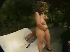 Chunky, Amateur, Anal, Assfucking, BBW, Chubby