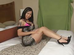 Femdom, Asian, Femdom, Tits