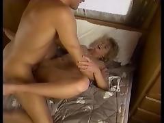 Brit Morgan, Nina Hartley, KC Williams tube porn video
