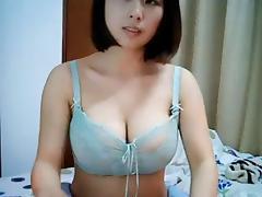 Massive tits asian cam