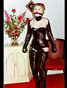 Retro, Latex, Rubber, Vintage, Antique, Historic Porn