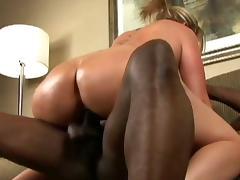 Sara jay loves big black cock tube porn video