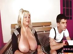 Mom and Boy, 18 19 Teens, Anal, Ass, Assfucking, BBW