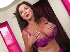 Cougar, Cougar, Masturbation, POV, Softcore, Tits