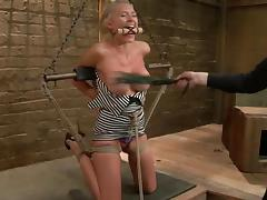 Bondage, BDSM, Bondage, Boobs, Cunt, Fingering