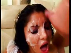 FACES OF CUM : Sativa Rose tube porn video