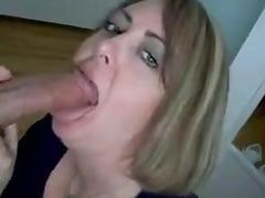Very big dick for amateur milf