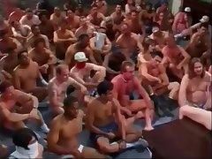 American, American, Bukkake, Sex, Blowbang