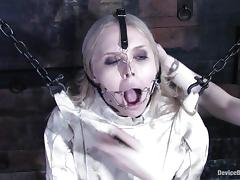 Bound, BDSM, Blonde, Bondage, Bound, Fetish