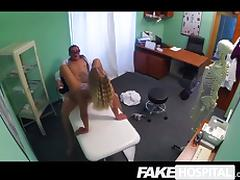 Fake Hospital - Internal creampie medicine porn tube video