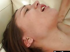 Schoolgirl Daydreaming About A Huge Cock