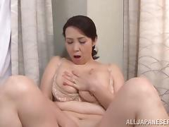 Busty and Chubby Japanese Wife Yuuko Kuremach Having Sex tube porn video