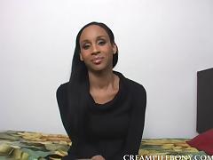 CreampieEbony Video: Micah James