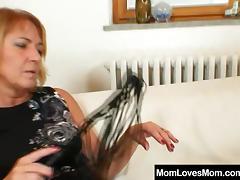 Grandma, BDSM, Granny, Group, Lesbian, Mature