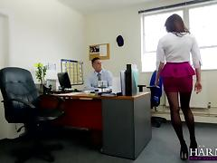 Boss, Blowjob, Boss, Office, Slut